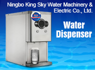 Ningbo King Sky Water Machinery & Electric Co., Ltd.