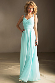 Women Bridesmaid Dress