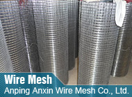 Anping Anxin Wire Mesh Co., Ltd.