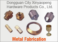 Dongguan City Xinyaopeng Hardware Products Co., Ltd.