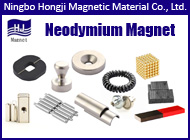 Ningbo Hongji Magnetic Material Co., Ltd.