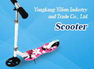 Yongkang Yilien Industry and Trade Co., Ltd.