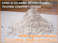 JIANG XI OU MING INTERNATIONAL TRADING COMPANY LIMITED