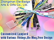 Zhongshan Ele-Badge Arts & Gifts Co., Ltd.