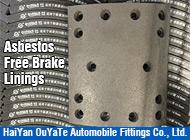 HaiYan OuYaTe Automobile Fittings Co., Ltd.
