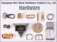 Dongguan Wei Shuai Hardware Products Co., Ltd.