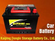 Kaiping Dongle Storage Battery Co., Ltd.