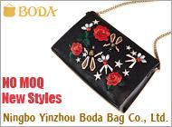 Ningbo Yinzhou Boda Bag Co., Ltd.