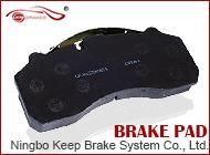 Ningbo Keep Brake System Co., Ltd.