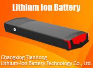 Changxing Tianhong Lithium-Ion Battery Technology Co., Ltd.