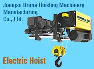 Jiangsu Brima Hoisting Machinery Manufacturing Co., Ltd.