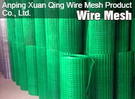 Anping Xuan Qing Wire Mesh Product Co., Ltd.