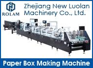 Zhejiang New Luolan Machinery Co., Ltd.