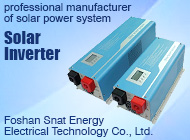 Foshan Snat Energy Electrical Technology Co., Ltd.