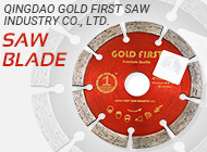 QINGDAO GOLD FIRST SAW INDUSTRY CO., LTD.