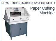 ROYAL BINDING MACHINERY (HK) LIMITED