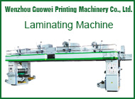 Wenzhou Guowei Printing Machinery Co., Ltd.