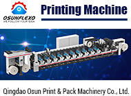 Qingdao Osun Print & Pack Machinery Co., Ltd.