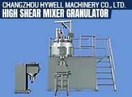 CHANGZHOU HYWELL MACHINERY CO., LTD.