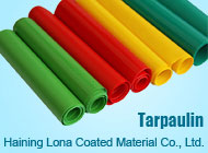 Haining Lona Coated Material Co., Ltd.