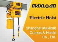 Shanghai Maxload Cranes & Hoists Co., Ltd.