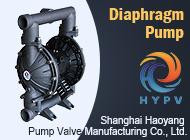 Shanghai Haoyang Pump Valve Manufacturing Co., Ltd.