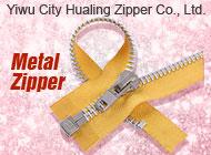 Yiwu City Hualing Zipper Co., Ltd.