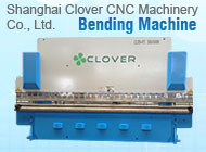 Shanghai Clover CNC Machinery Co., Ltd.