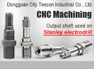 Dongguan City Teeson Industrial Co., Ltd.