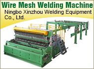 Ningbo Xinzhou Welding Equipment Co., Ltd.