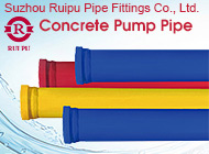 Suzhou Ruipu Pipe Fittings Co., Ltd.