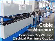Dongguan City Weiming Electrical Machinery Co., Ltd.