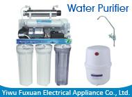 Yiwu Fuxuan Electrical Appliance Co., Ltd.