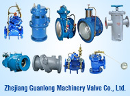 Zhejiang Guanlong Machinery Valve Co., Ltd.
