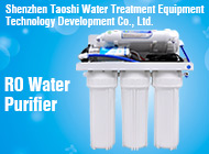 Shenzhen Taoshi Water Treatment Equipment Technology Development Co., Ltd.