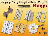Zhejiang Zhenghong Hardware Co., Ltd.