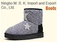 Ningbo M. S. K. Import and Export Co., Ltd.