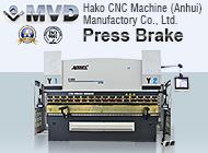 Hako CNC Machine (Anhui) Manufactory Co., Ltd.