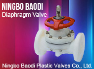 Ningbo Baodi Plastic Valves Co., Ltd.