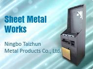 Ningbo Taizhun Metal Products Co., Ltd.