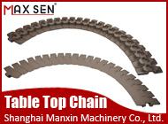 Shanghai Manxin Machinery Co., Ltd.