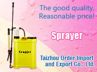 Taizhou Order Import and Export Co., Ltd.