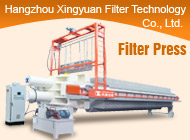 Hangzhou Xingyuan Filter Technology Co., Ltd.