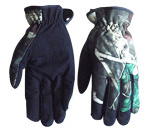 Slip Leather Light Industry Gloves