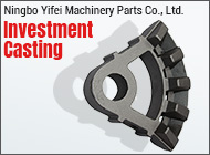 Ningbo Yifei Machinery Parts Co., Ltd.