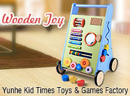 Yunhe Kid Times Toys & Games Factory