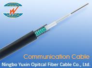 Ningbo Yuxin Opitcal Fiber Cable Co., Ltd.