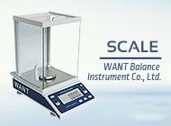 WANT Balance Instrument Co., Ltd.