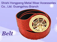 Shishi Hongpeng Metal Wear Accessories Co., Ltd. Guangzhou Branch