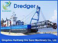 Qingzhou Kaixiang Ore Sand Machinery Co., Ltd.